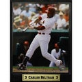 St. Louis Cardinals Carlos Beltran Photo Plaque (9 x 12)