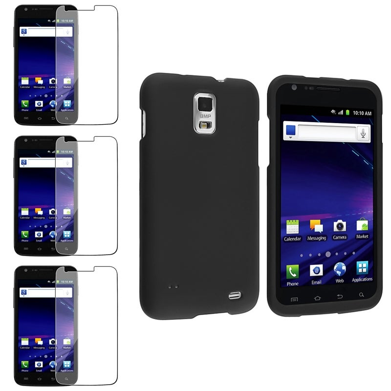 BasAcc Case/ Protector Set for Samsung Galaxy S II/ S2 Skyrocket i727 at Sears.com