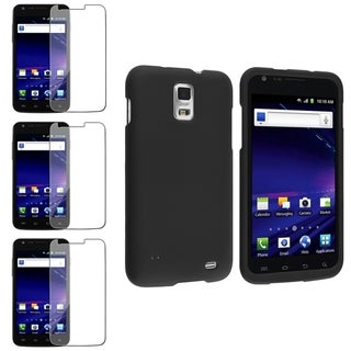 BasAcc Case/ Protector Set for Samsung Galaxy S II/ S2 Skyrocket i727