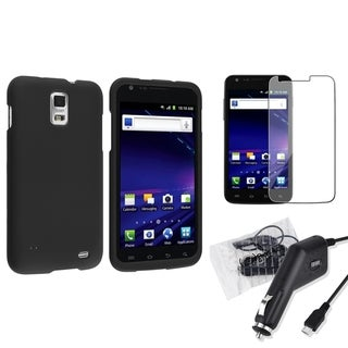 BasAcc Case/ Charger/ Protector for Samsung Galaxy S II/ S2 Skyrocket