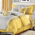 Glendale Embroidered 8-piece Comforter Set