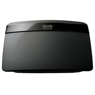 Linksys E1500 Wireless-N Router with SpeedBoost - Optimized for Table