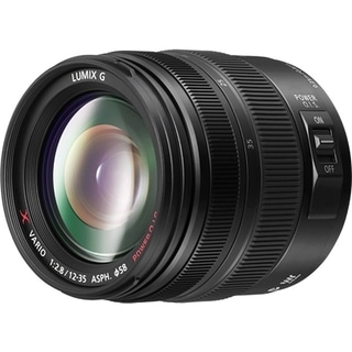 Panasonic Lumix H-HS12035 12 mm - 35 mm f/2.8 Zoom Lens for Micro Fou