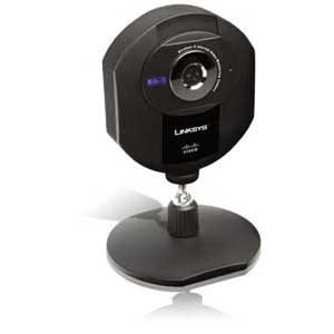 Linksys WVC80N Internet Home Monitoring Camera