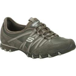 Women's Skechers Bikers Dream Come True Charcoal/Gray