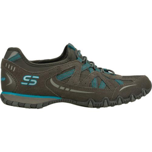 Women's Skechers Bikers Equation Gray