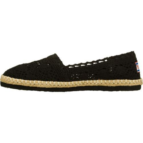 Women's Skechers BOBS Doily Black