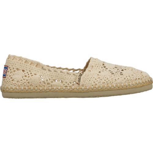Women's Skechers BOBS Doily Natural