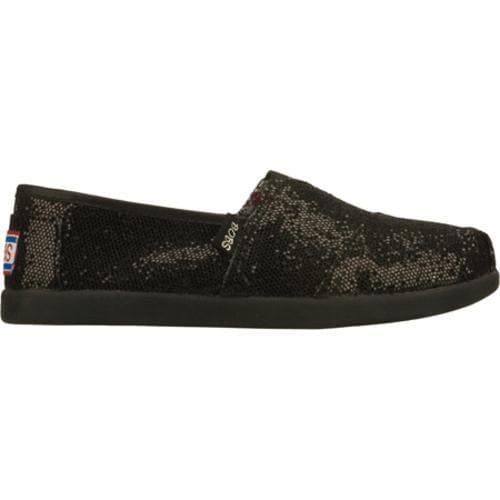 Girls' Skechers BOBS World Black