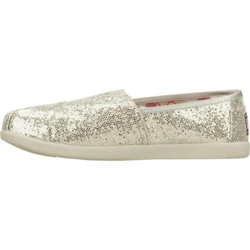 Girls' Skechers BOBS World Silver
