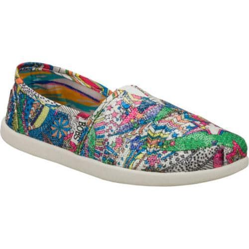 Women's Skechers BOBS World Flash and Fade Multi