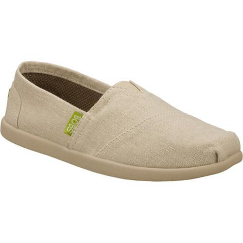 Women's Skechers BOBS World Reuse Natural