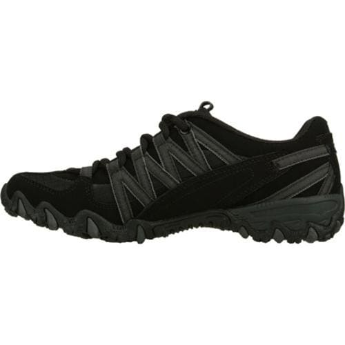 Women's Skechers Compulsions Curiousity Black/Gray