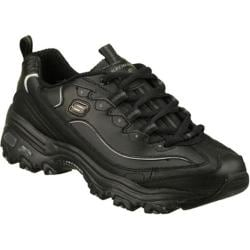Women's Skechers D'Lites Black