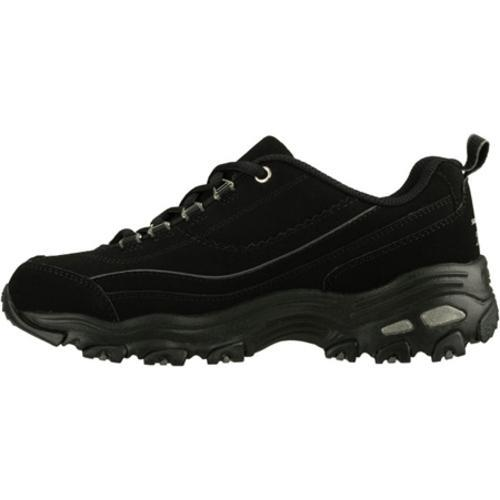 Women's Skechers D'Lites Raptures Black
