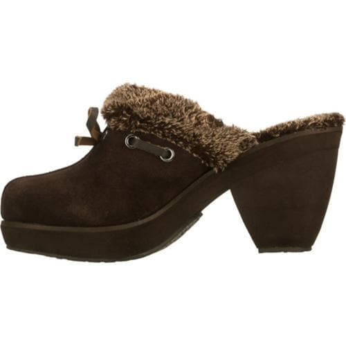 Women's Skechers Disco Bunny Boogie Down Chocolate