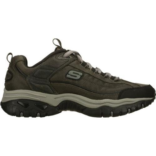 Men's Skechers Energy Downforce Charcoal