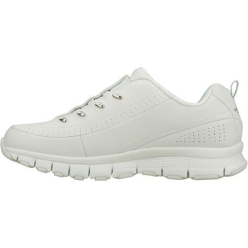 Women's Skechers Flex Fit White