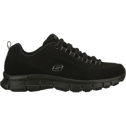 Women's Skechers Flex Fit High Demand Black