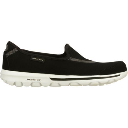 Women's Skechers GOwalk Black/White