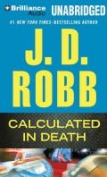 Calculated in Death: Library Edition (CD-Audio)