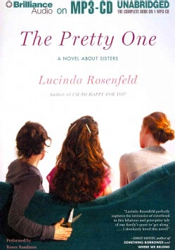 The Pretty One: A Novel About Sisters (CD-Audio)