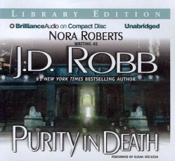Purity in Death: Library Edition (CD-Audio)