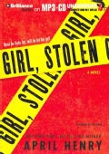 Girl, Stolen (CD-Audio)