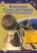 Ancient Civilizations and Cultures, Grades 5 - 8 (CD-ROM)