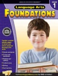 Language Arts Foundations, Grade 1 (Paperback)