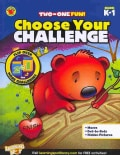 Choose Your Challenge, Grades K - 1 (Paperback)