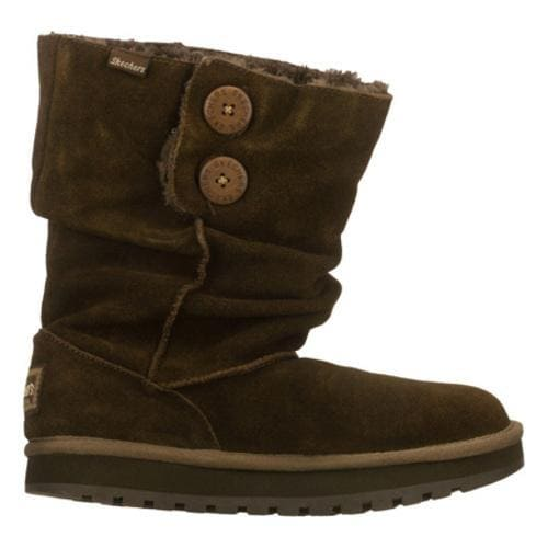 Women's Skechers Keepsakes Freezing Temps Brown
