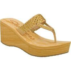 Women's Skechers Pinups Palette Gold/Gold
