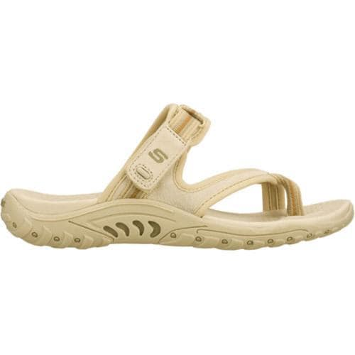 Women's Skechers Reggae Ziggy Natural