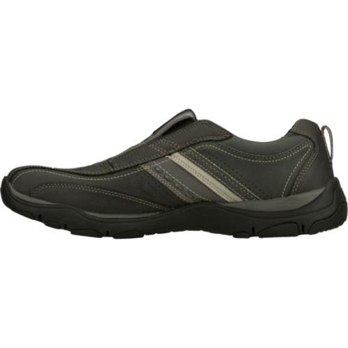 Men's Skechers Relaxed Fit Artifact Excavate Black/Gray