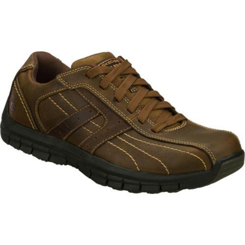 Men's Skechers Relaxed Fit Masen Kruger Brown