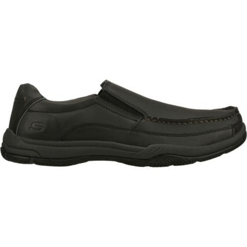 Men's Skechers Relaxed Fit Valko Niguel Black