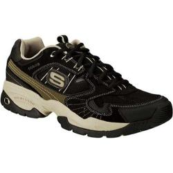 Men's Skechers Sparta Black/Brown