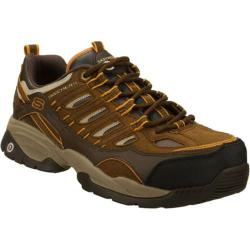 Men's Skechers Sparta S R Command Brown/Orange