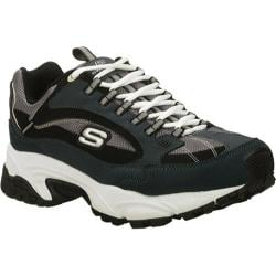 Men's Skechers Stamina Nuovo Navy/Black
