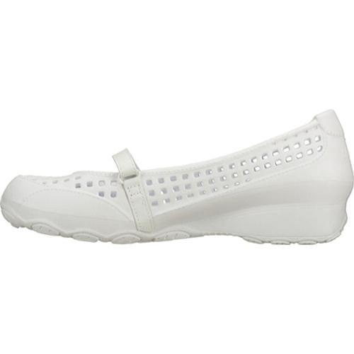 Women's Skechers Step Ups Wanders White