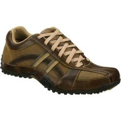 Men's Skechers Urbantrack Browser Brown/Khaki