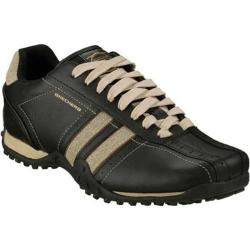 Men's Skechers Urbantrack Forward Black/Taupe