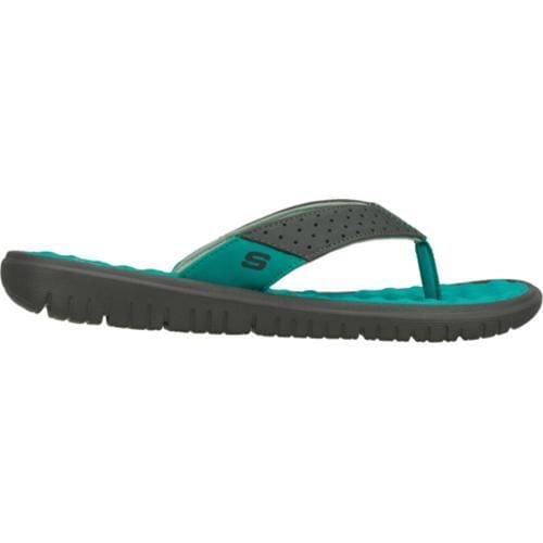 Women's Skechers Wave Rider Gray/Green