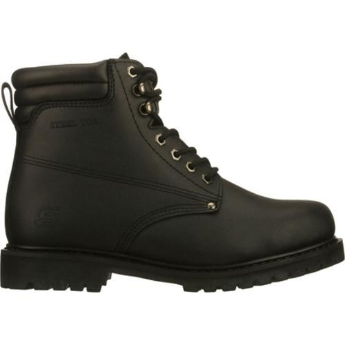 Men's Skechers Work Foreman Black