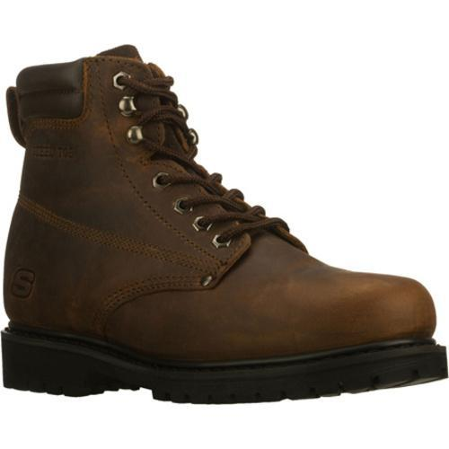 Men's Skechers Work Foreman Brown
