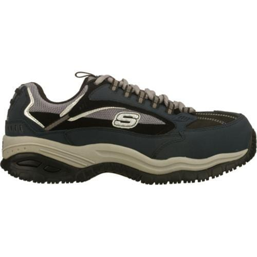 Men's Skechers Work Soft Stride Compo Navy