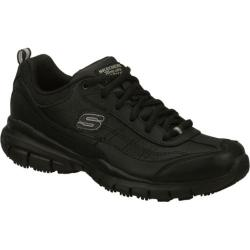 Women's Skechers Work Tone Ups Liberate SR Black