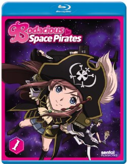 Bodacious Space Pirates: Collection 1 (Blu-ray Disc)