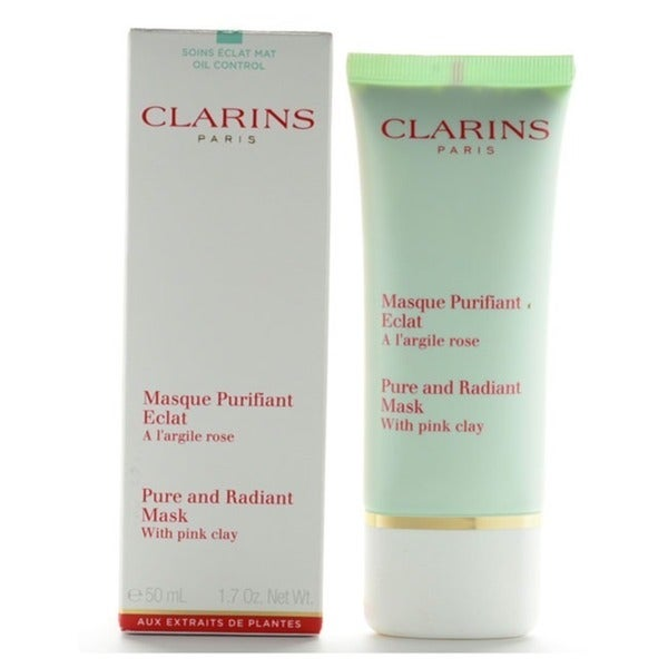 Clarins Truly Matte Pure and Radiant Mask